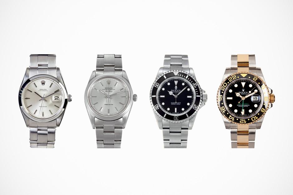 Relojes exclusivos y de lujo