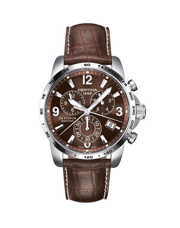 REloj de hombre Podium Big Size de Certina