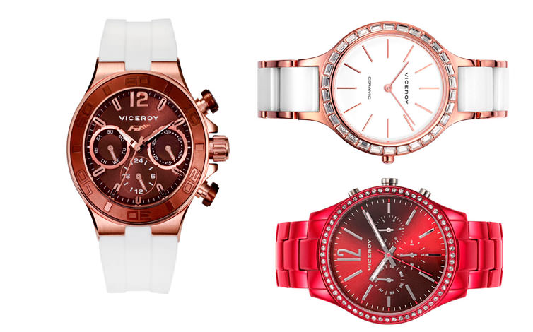Relojes Viceroy mujer