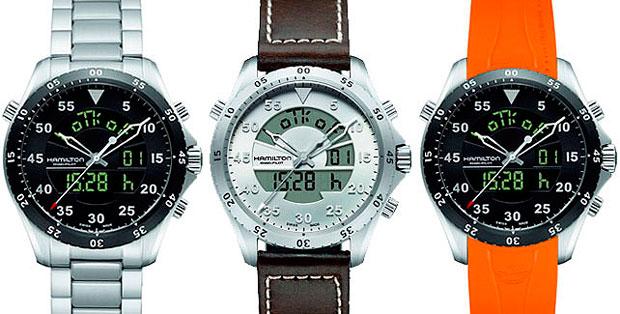 Relojes de piloto Hamilton