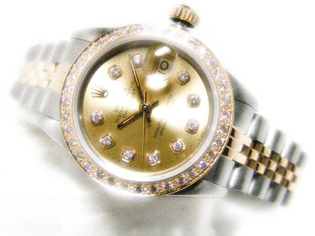 Reloj de lujo de mujer Rolex Oyester