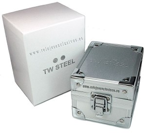 Caja de los relojes TW Steel