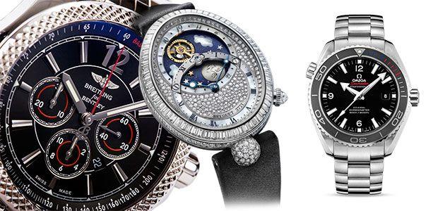 Marcas de relojes suizos de lujo