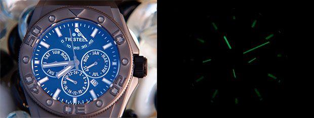 Características de TW Steel Ceo Diver