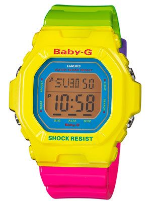 Reloj Casio Tous