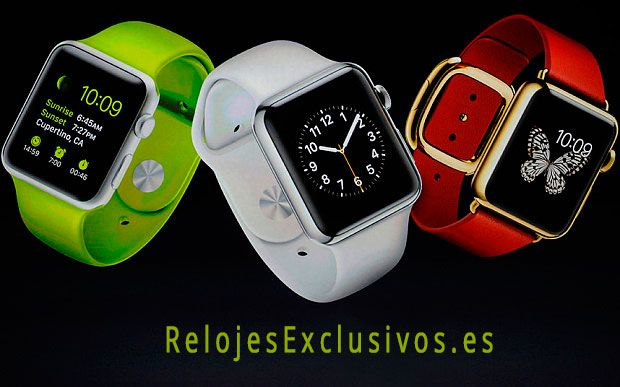 Reloj Apple Watch 2015
