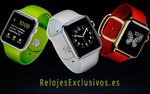 Reloj Apple Watch 2015
