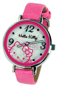 Reloj Hello Kitty rosa