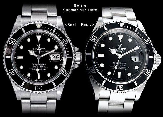 Imitación Rolex