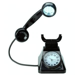 Teléfono despertador