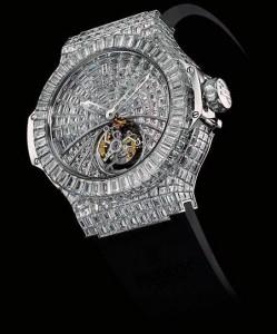 Hublot Black Caviar Bang