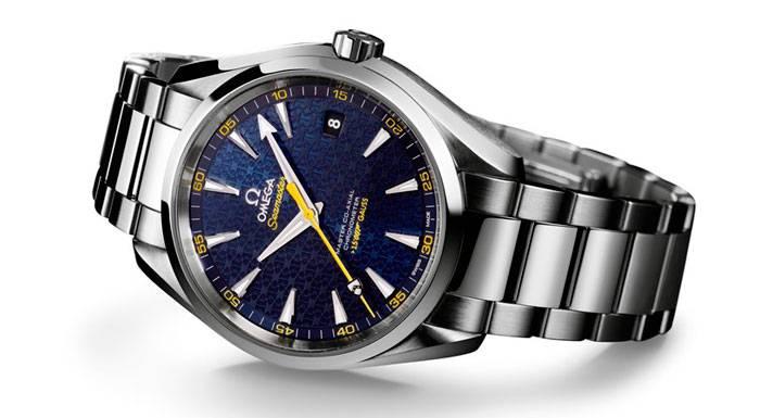 Omega Seamaster Aqua Terra 007