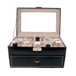 caja para guardar relojes grandes