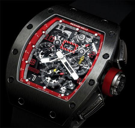 richard mille es la marca de relojes suizos conocida por tener al tenista rafa nadal como insignia de sus diseos que luce en todos los torneos