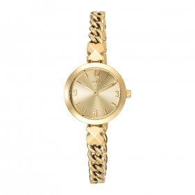 reloj tous dorado tack