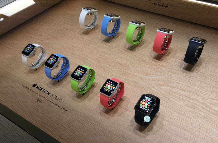 relojes apple
