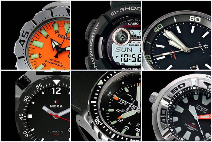 relojes buenos y bonitos